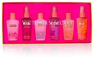 Victoria's Secret Winter Leopard Travel Size Set Pure Seduction, Love Spell and Amber Romance