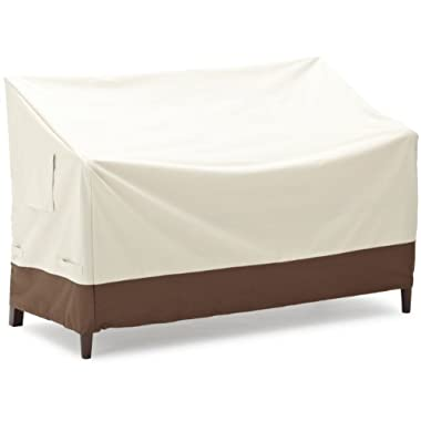 AmazonBasics 2-Seater Bench Patio Cover