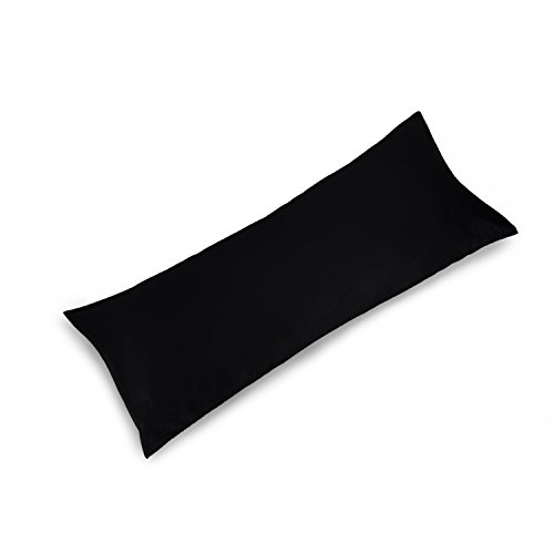 YAROO Body Pillow Cover 21x54,Long Pillow Case -Envelope...