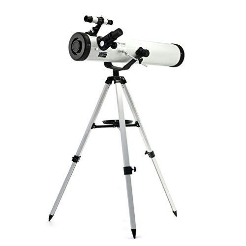 AIZYR Telescopio Refractor 76/700
