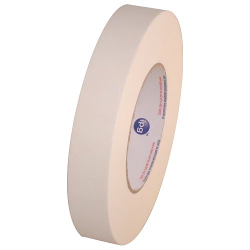 """591 Double Coated Flatback Paper Tape (7 mil) (1"""" x 36 Yards (1 Roll))"""