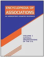 Best gale's encyclopedia of associations Reviews