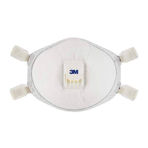 3M Schweißermaske für effektiven Schutz vor gesundheitsgefährdenden Metallstäuben, Schutzstufe FFP2, 9928C, EN-Sicherheit zertifiziert