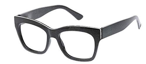 Peepers by PeeperSpecs Women's Shine Square Reading Glasses