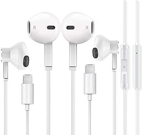 2 Pack Earbuds/Headphone Wired in-Ear Stereo Earphones,Headset...