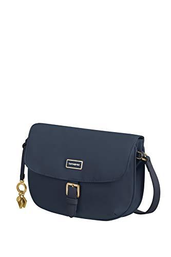 Samsonite Karissa 2.0 Messenger Bags, Einheitsgröße, Midnight Blue