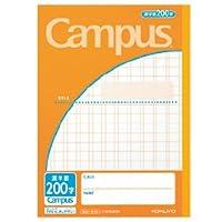 キャンパスノート 漢字罫200字 149-462