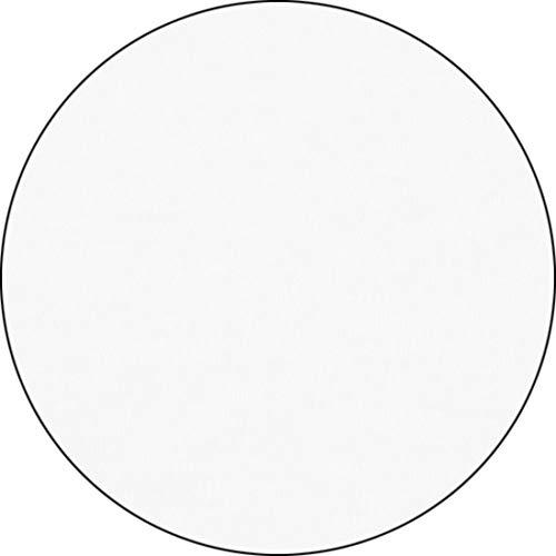 JANABEBE Cubre asa cubre baranda cochecito (WHITE, Individual)