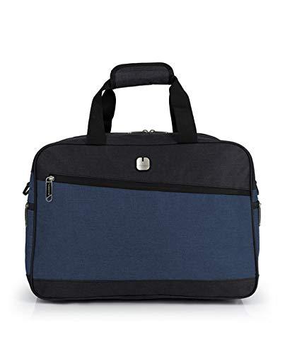 GABOL Bolso de Viaje Saga. Bolsa de Viaje, 50 cm, 15 litros, Azul