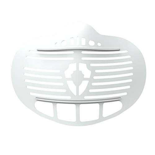 (10 Pcs) 3D Face_mask Bracket Help Increase More Space to Breathing, Internal Support Holder Frame Protect Makeup and Lipstick Washable Protection Stand
