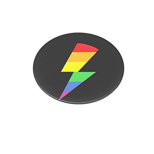 Soportes y soportes multifunción, 2021 con soporte expandible para smartphones, iPhone y tabletas, Rainbow Thunder