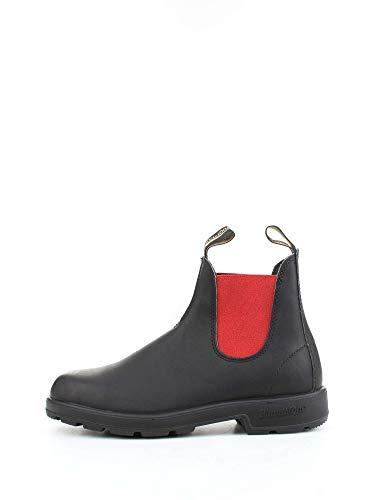 Blundstone Stivaletto Beatles 508 Black Premium Red Taglia 46 - Colore Nero