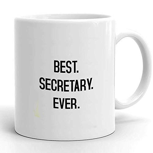 Ideas de regalo de secretaria La mejor secretaria de la historia Regalo de navidad de secretaria Regalo para secretaria