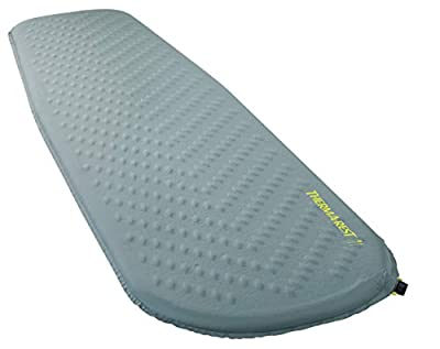 Therm-a-Rest Trail Lite Self-Inflating Foam Camping Pad, WingLock Valve, Regular - 20 x 72 Inches