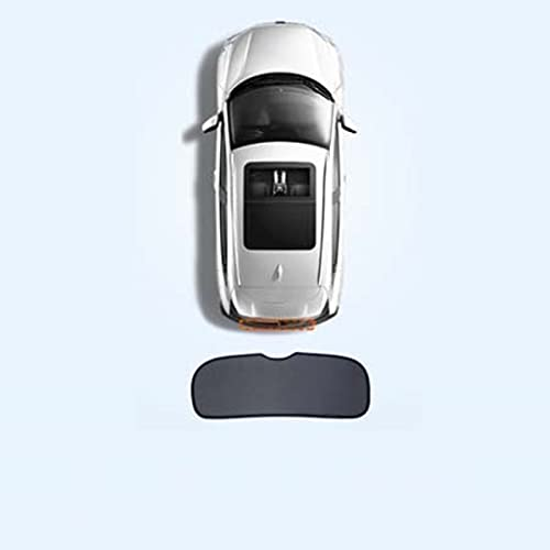 Para Kia K2 Sedan 2016-antes de la ventana lateral del coche, cortina magnética universal con protección solar UV (color: ventana trasera)