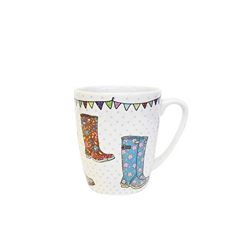 Churchill China The Caravan Trail CARV11371 - Taza de roble