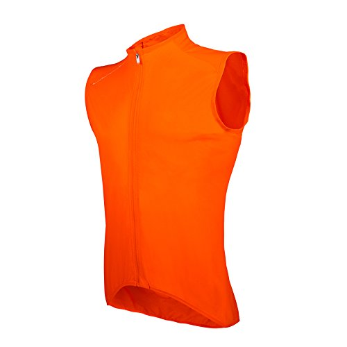 POC AVIP Lt. Wind Veste Mixte, Orange Zinc, XS