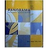 Panorama Student Activities Manual