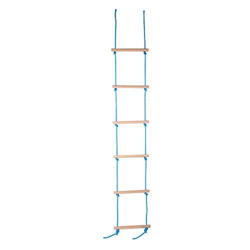Escalera De Cuerda De Madera Para Niños Marco De Escalada Al Aire Libre Y Casa Del árbol Escalera De Cuerda Escalera De Cuerda Para Escalar Escalera De Cuerda Para Niños Escalera De Cuerda De Madera