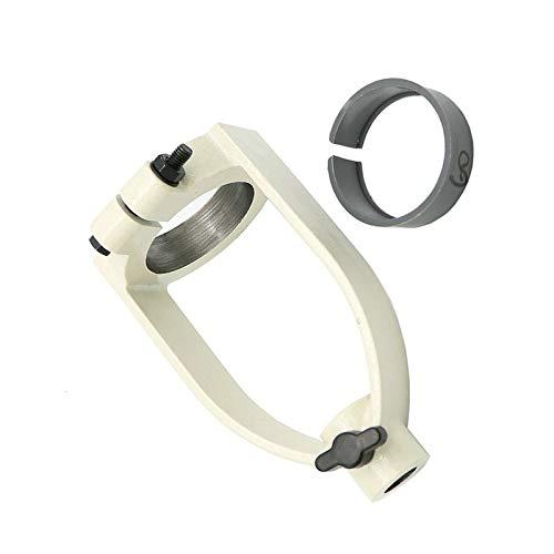 Convertidor cuadrado de la máquina del tenón para el taladro de banco Square Tenon Machine Accessories (manga reductor 65-55)