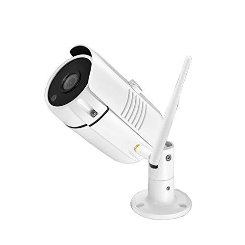 GWX WiFi draadloze bewakingscamera, met kaartkogel voor buiten, 1080P, waterdicht, draadloze camera, ondersteuning voor bewegingsdetectiefunctie, geschikt voor Android/iOS/PC