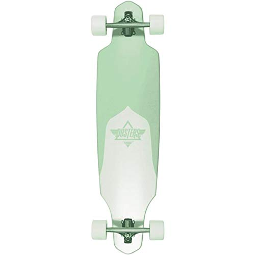 Dusters Longboard California Skate Channel 38 Neo Mint