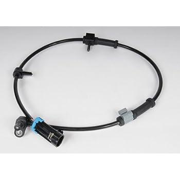 Front L//R Fit 2005-2006 CHEVY SILVERADO 1500 4WD 1 PCS ABS Wheel Speed Sensor