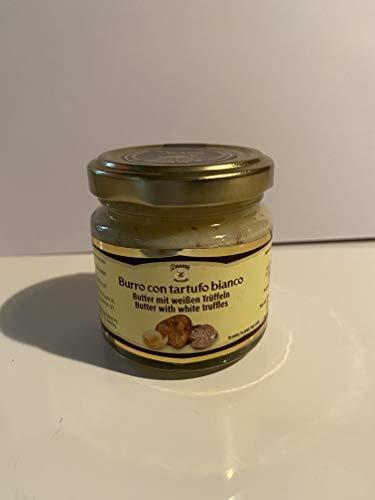 Butter mit weißen Trüffeln, Zigante Tartufi, 80g
