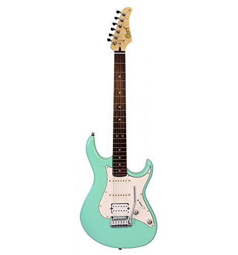 Cort serie G – 260 DX – Sea Foam Green – Guitarra eléctrica ...