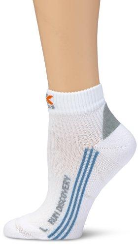 X-SOCKS X100014 - Chaussettes de course - femme - Blanc - 37-38
