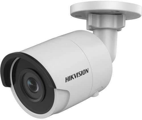Hikvision 8MP Camera DS-2CD2085FWD-I 2.8MM Lens Network Bullet Camera ONVIF PoE H.265+ IP67 Outdoor Waterproof IP Security Camera Support Upgrade Face Detection