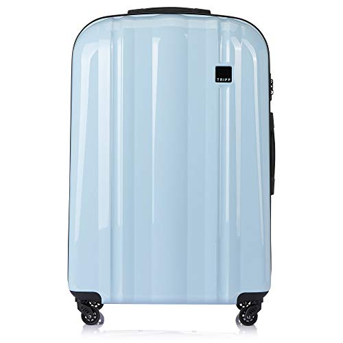 Tripp Ice Blue Absolute Lite Large 4 Wheel Suitcase