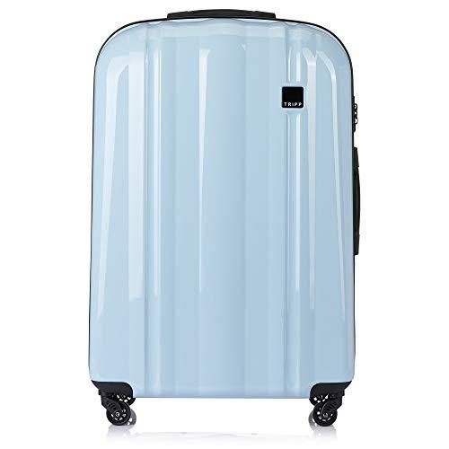 Tripp Ice Blue Absolute Lite Large 4 Wheel Suitcase