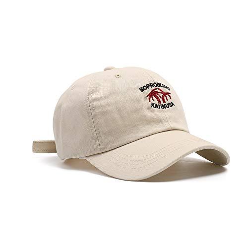 NKSS Papà Cappello Finesse Amici ricamato berretto da baseball registrabile Strapback unisex, Caps Outdoor Leisure Sport, Cappelli correnti degli uomini e delle donne, cappello registrabile |Yoga, fit
