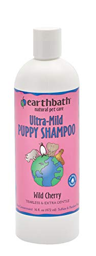 Ultra-Mild Puppy Shampoo, Wild Cherry 16 oz