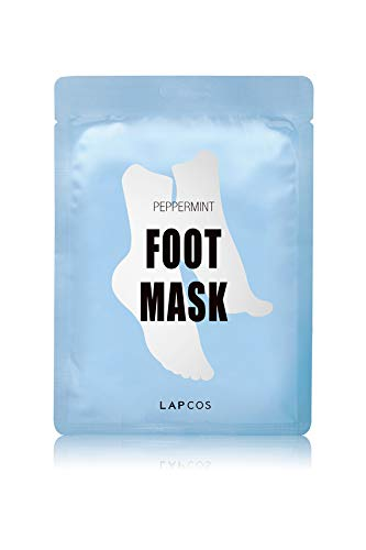 LAPCOS Lowest price challenge Foot Mask Moisturizing Spa and Peppermint Popular shop is the lowest price challenge Treatment with