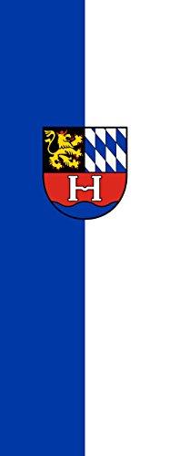 magFlags Drapeau Heddesheim | Portrait Flag | 6m² | 400x150cm