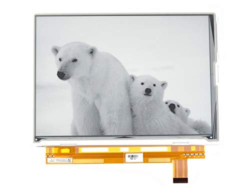 Waveshare 9.7 inch E-Ink Raw Display Parallel Port Without PCB 1200x825 Resolution E-Paper Screen for Shelf Label Industrial Instrument