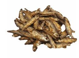 Hunde Snack Fisch getrocknet 1 kg