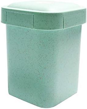 CHENCfanh Fiambrera 550ml Material Sano Sellado Taza de Sopa con la Tapa portátil de la Caja de Almuerzo Bento Box Mini Microondas Taza de la Bebida for Las gachas de Avena (Color : Green)
