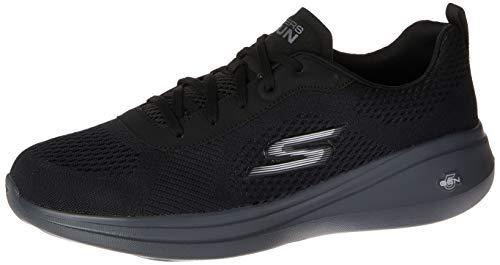 Skechers 55106-BKCC_44,5, Scarpe da Corsa Uomo, Black, 44.5 EU