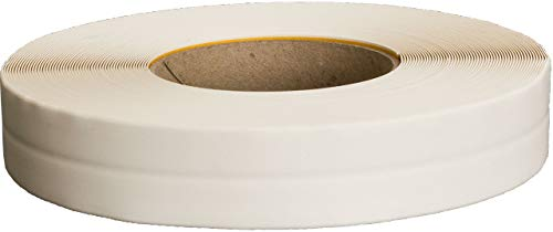 Knickwinkel PVC weiß 25m selbstklebend 18x18mm Winkelleiste Winkel Profil Küchenabschlussleiste selbstklebend