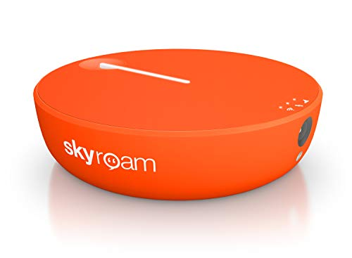 Skyroam Solis X Smartspot | 4G LTE WiFi Mobile Hotspot and Power Bank...