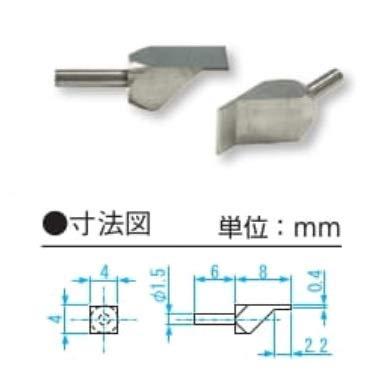 新潟精機 SK ベンチテーブルヨウブレード測定子 BT-KA04