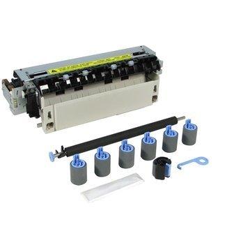 Maintenance Kit für HP Laserjet 4000 / 4050, C4118-67910 bestehend aus 1x RG5-2662 REB, 1x RG5-4283, 1x RG5-3718, 6x RF5-1885, Wartungskit (Zertifiziert und Generalüberholt)