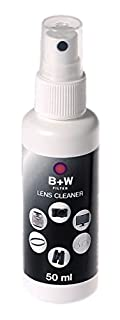 B+W Lens Cleaner, Pumpspray 50ml, zur Reinigung von Filter, Objektiven und Co. mit Anti-Beschlag Wirkung (B001TRFPHQ) | Amazon price tracker / tracking, Amazon price history charts, Amazon price watches, Amazon price drop alerts