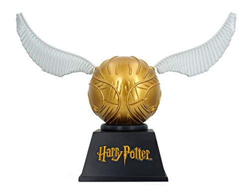 HARRY POTTER Golden Snitch Coin Bank Standard