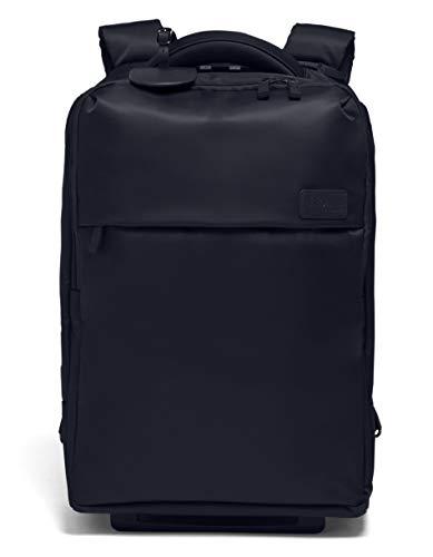 Lipault - Plume Business Laptop Backpack on Wheels - Navy