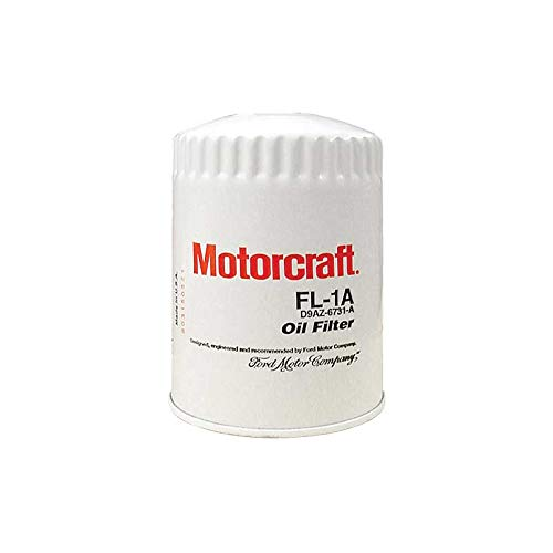 MACs Auto Parts 42-33534 Motorcraft FL-1A Oil Filter, Spin-On Type