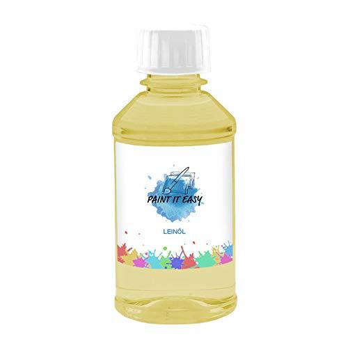 PAINT IT EASY Leinöl für die Ölmalerei & Co., 250 ml